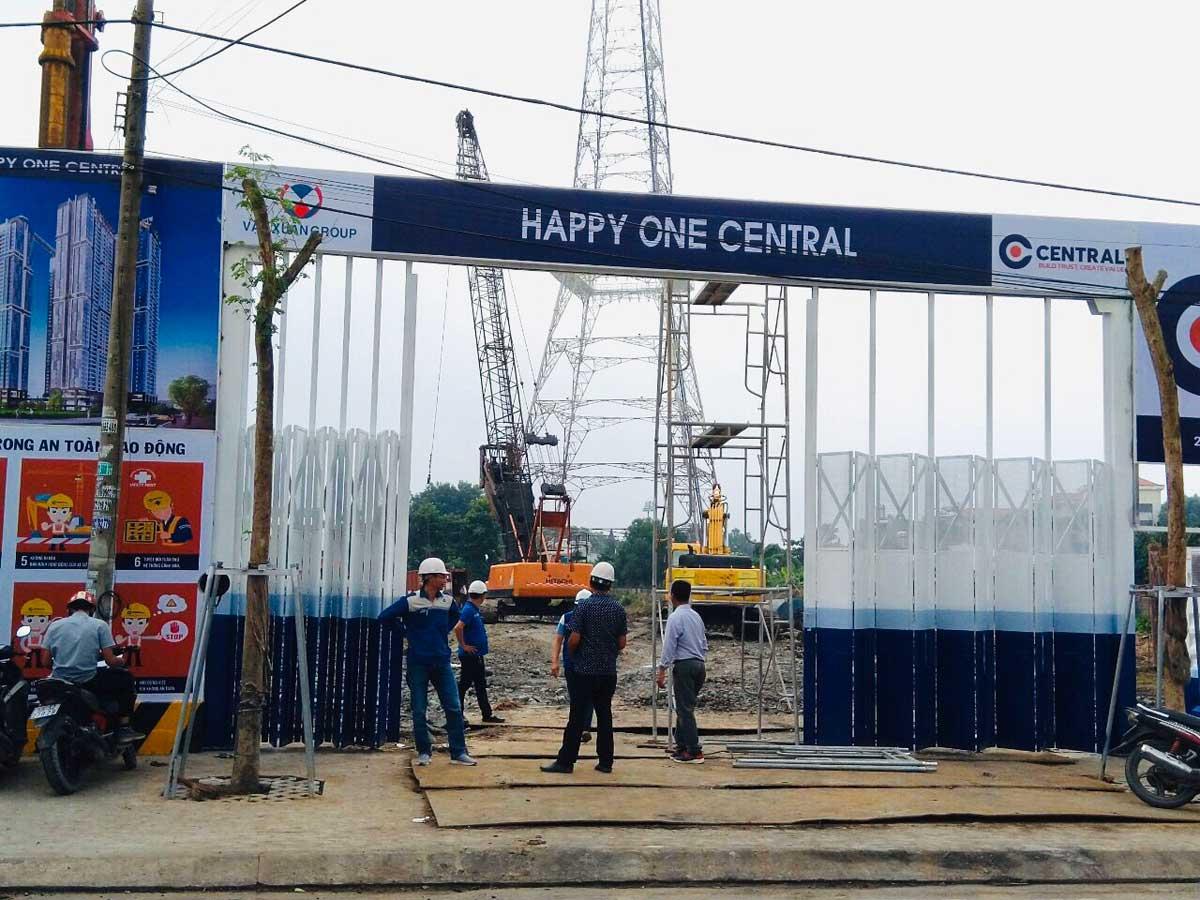 Dự án Happy One Central của Vạn Xuân Group chưa đầy đủ pháp lý, nhà đầu tư hết sức tỉnh táo để tránh bị lừa